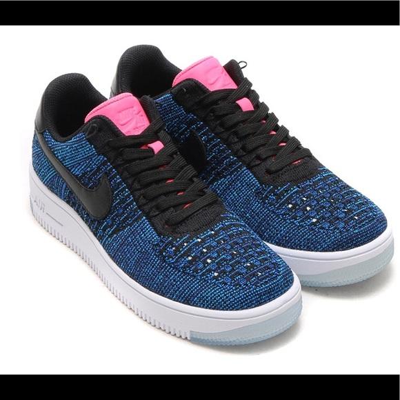 new arrival 6df31 d8e75 Nike Air Force 1 Flyknit Low women's sneakers